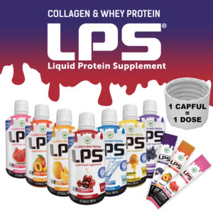 New Bottle LPS Liquid Protein Supplement