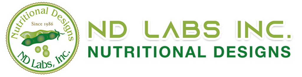ND LABS Nutritional Designs Logo