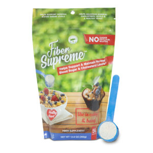Fiber Supreme - fiber supplement