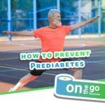Reverse prediabetes in 3 simple steps with ND Labs.