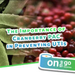 The Importance of Cranberry PAC in Preventing UTIs